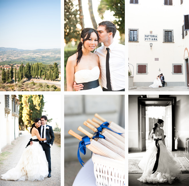 Villa Pitiana Wedding Photographer in Tuscany