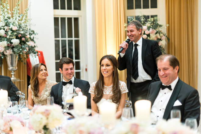 Bryan Robson The Grove Wedding