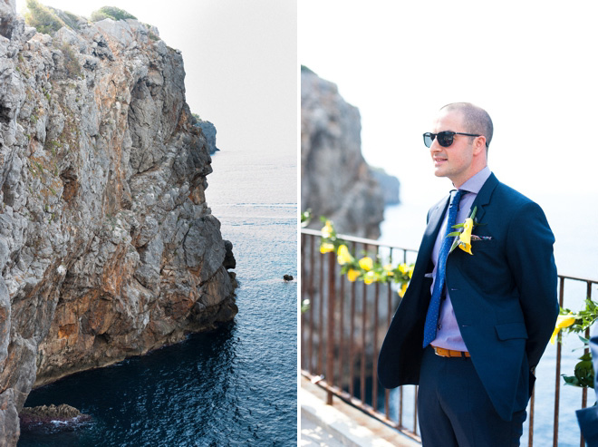 mediterranean destination wedding