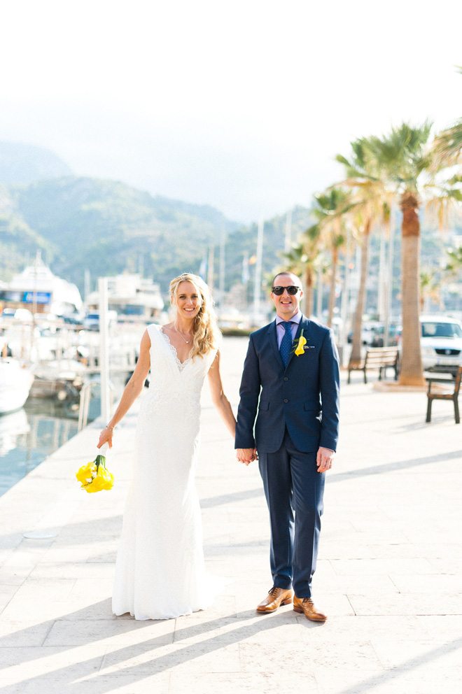 port de soller destination wedding
