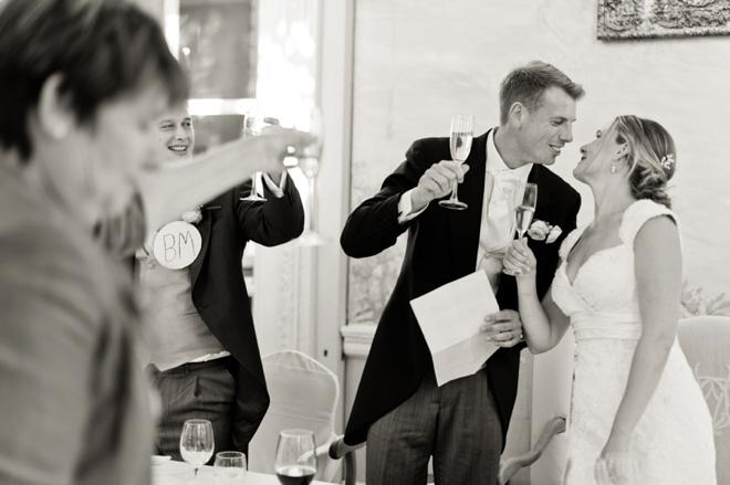Danesfield House wedding