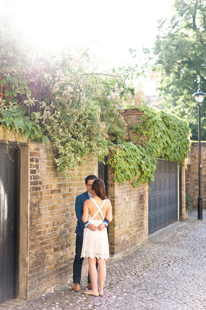 London Mews engagement