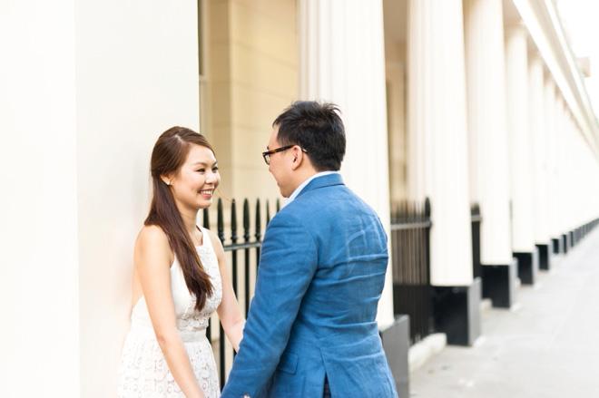 Engagement Photographer Eton Square
