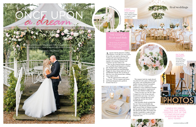 DREAMY PASTEL WEDDING