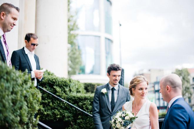 wedding at one marylebone london