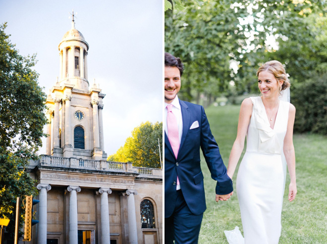 regents park wedding photos for one marylebone wedding